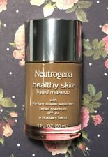 Neutrogena Healthy Skin Cocoa 115 Liquid Makeup SPF 20 Foundation