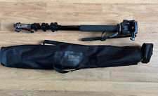 Manfrotto 561BHDV-1 Monopod With Fluid Video Head