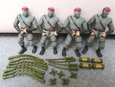 TMNT Movie Foot Soldier Ninja Vintage Action Figure Lot Playmates Toys 1992