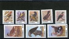 Zambia 1990 Scott# 530/540 mint Lh