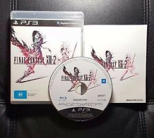 Final Fantasy XIII-2 (Sony PlayStation 3, 2012) PS3 - FREE POST