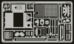 Eduard Models PE for 1/35 US M577 Armoured Command Post Car for Tamiya kit