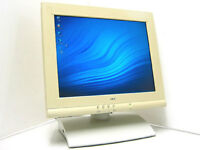 15 inch LCD monitor for PC-98 Supported by NEC PC 9801 / PC 9821 from JAPAN F/S