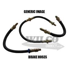 Genuine Qh Brake Hose At Brake Caliper Peugeot 306 1.8 2.0 Xsi 2.0 S16 2.0