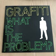 "Grafiti - What Is The Problem? - 12"" - UNPLAYED - Discount For 2+"