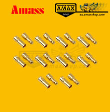 10 Paar 3,5mm Goldstecker Bananenstecker Banana Plug Stecker  AMASS High Quality