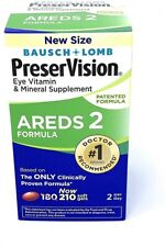 HOT SALE - PreserVision AREDS 2 Eye Vitamin & Mineral Supplement (210 ct) NEW