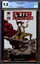 Peter Panzerfaust # 1 CGC 9.8 White (Image, 2012) 1st issue of series