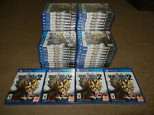 Dragon Ball Xenoverse 2 Sony PS4 Game BRAND NEW FACTORY SEALED! DRAGONBALL 2