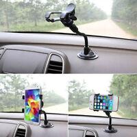 Universal 360°Rotation Car Windshield Mount Holder Cradle For Mobile Phones GPS
