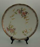 Antique Moore Bros Collectors Plate. Circa 1891.