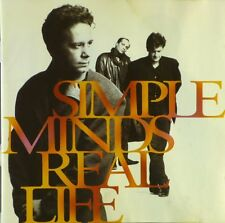 CD - Simple Minds - Real Life - #A3644