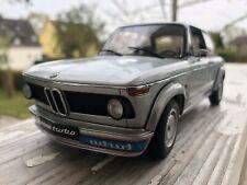 AUTOart 1:18 BMW 2002 e20 Turbo by RACEFACE-MODELCARS
