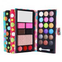 Kosmetik  Natürliche 26 Farben Make-Up   Set mit Taste Tasche