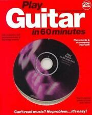Play Guitar in 60 Minutes: Play Chords & Accompany Yourself!, Audio Adult: Other