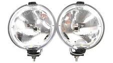 2x Fernscheinwerfer  LED RING  H3 24V KOMPLETT Scheinwerfer mit LED RING