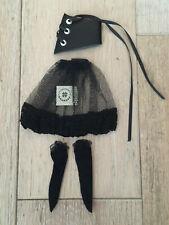 Blythe doll slip, socks and corset set from Sugarmag