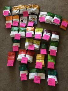 Huge Optavia feulings lot 153 items!