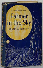 Robert A. Heinlein Farmer in the Sky 1950 first edition Scribner