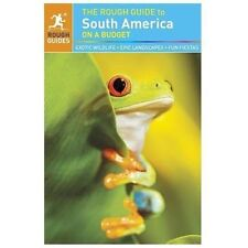 The Rough Guide to South America On a Budget-ExLibrary