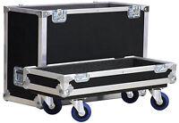 ATA Road Case Orange PPC 212 2x12 Speaker Cab Case- No Top Handle