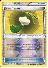 POKEMON XY - TRAINER - HARD CHARM 119/146 REV HOLO