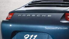 PORSCHE Emblem in Chrome - Boxster Cayman Carrera Cayenne 987 997 986 996 993