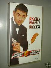 JOHNNY ENGLISH - FILM VHS ( dai creatori di Mister Bean
