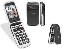 Doro Phoneeasy 611 612 Flip Fold Big Buttons SOS Unlocked Mobile Phone camera
