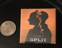 SPLIT M. Night Shyamalan Rare One Shot Promotional Pin Button Late 2016 for 2017