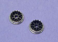 HO/HOn3 ROUNDHOUSE SHAY PART(S) MDC-03 GEARED WHEELS WITH METAL TIRES