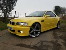 BMW M3 Convertible E46 with Hard Top // Manual // Restoration Project