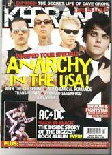 Kerrang! Weekly Magazines