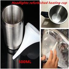 Car Headlight Refurbished Headlamp Repair Tool Refurbished Electric Heating Cup