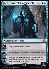 Jace, unraveler of Secrets foil | nm | Shadows over Innistrad | Magic mtg