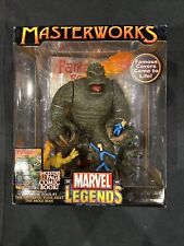 Toy Biz Marvel Legends Masterworks  Fantastic Four #1 10? Figure Set