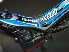 2000 2005 SHERCO 125 250 290 TRIALS BIKE GRAPHICS KIT