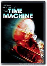 The Time Machine DVD New Rod Taylor 1960