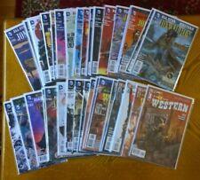 All Star Western (DC,2011) 0,1-34 Jonah Hex Complete Set/Series 35 Comics in NM