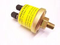 RSR Öldruckgeber Öldruck Sensor 0-10 Bar 1/8 NPT Raid Depo Öldruckanzeige Geber