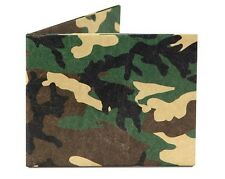 NEW Dynomighty CAMO Bifold Eco Tear Resistant Tyvek Mighty Wallet free ships