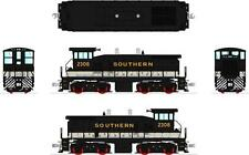 Broadway Ltd 3324 HO SW1500 SOU 2308 (Southern) +Sound - C-10 Mint - Brand New