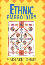 Ethnic Embroidery by Ohms, Margaret