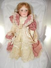 Emily Rose Treasured Heirloom Collection Doll New w/ Coa Porcelain Limited Ed.