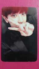 EXO Baekhyun Official Photocard Monster Ver 3rd Album Exact Ex'act Photo Card 백현