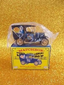 MATCHBOX MODEL OF YESTERYEAR - 1928 AUSTIN 7 VAN - YY065/SD 5th MICA # 894 NIB