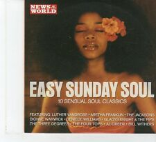 (FR48) News Of The World Presents Easy Sunday Soul - 2005 CD