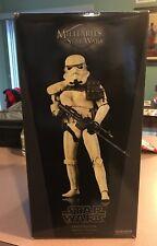 Sideshow Star Wars Sandtrooper  EMPTY BOX ONLY