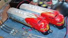 Lionel F3 Diesel Powered & Dummy - Engine Revving Sound Diesel Horn Ringing Bell