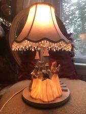 Disney Princess Lamp Night Light Snow White Cinderella Aurora Hampton Bay